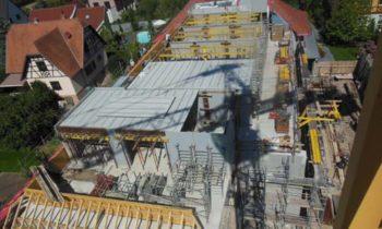 Extension de l'Hôtel du Parc à Obernai